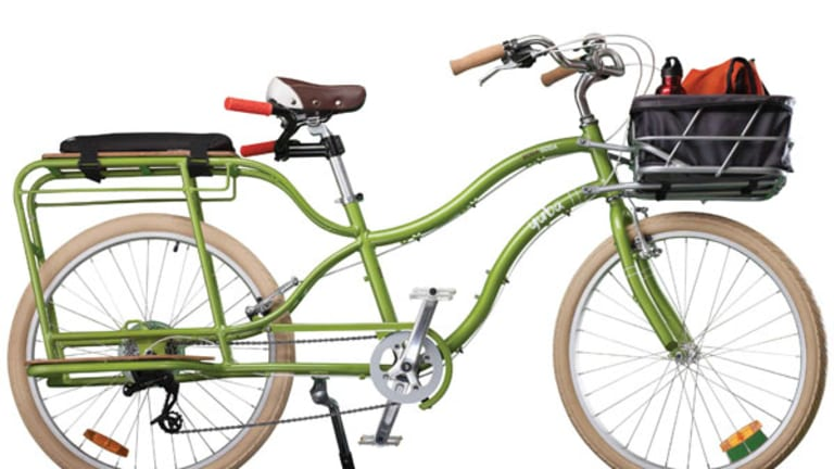 The Digital Skeptic: Best Battery-Powered Car May Be a Bike