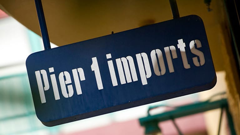Pier 1 Imports Slides on Disappointing Earnings