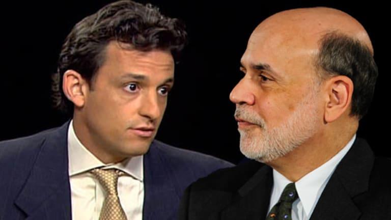 Stocks Break Two-Day Drop as Hilsenrath Channels His Inner Bernanke