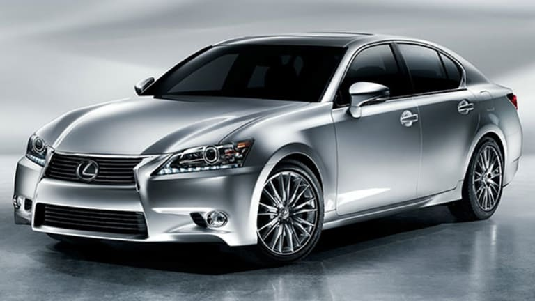 How Lexus Is Beating the Germans With the IS350