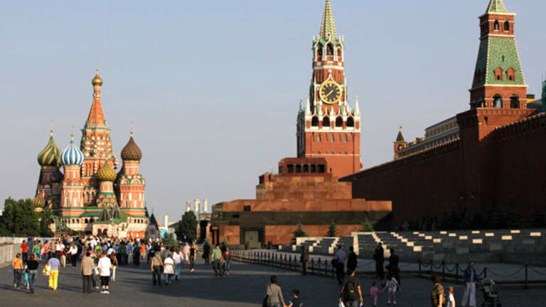 Is It Time to Buy Russian Stocks?