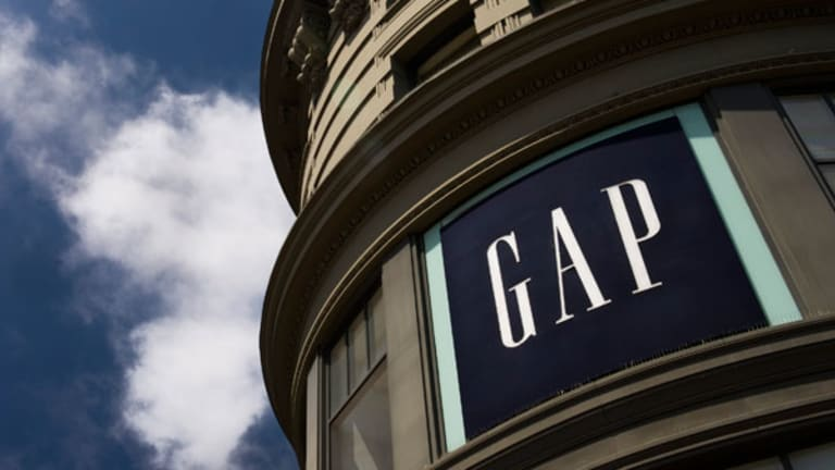 Gap Beats Top and Bottom-Line Expectations