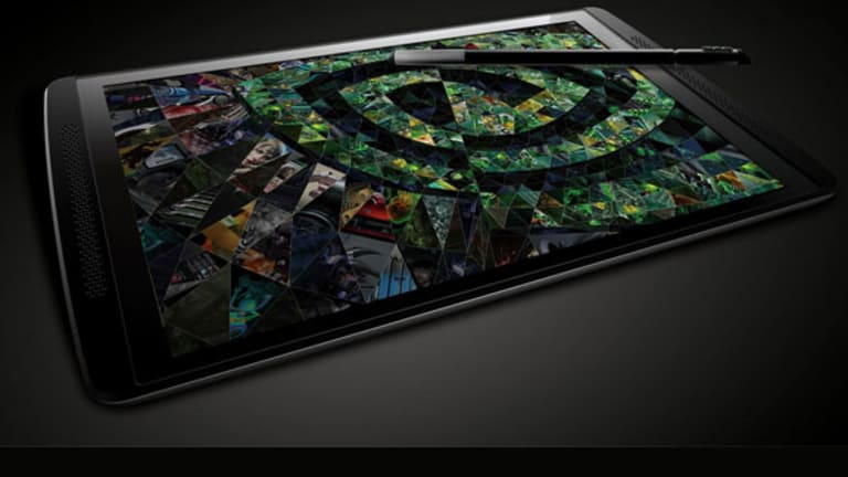Nvidia's Tablet Of Its Own - And Others