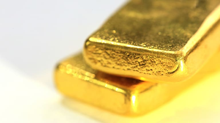 Kinross Gold (KGC) Stock Gains on Higher Gold Prices