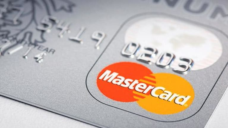 Jim Cramer -- MasterCard's Growth Is Amazing