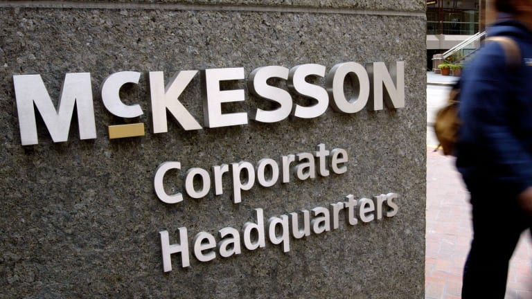 McKesson (MCK) Stock Surged Today After Raising Guidance