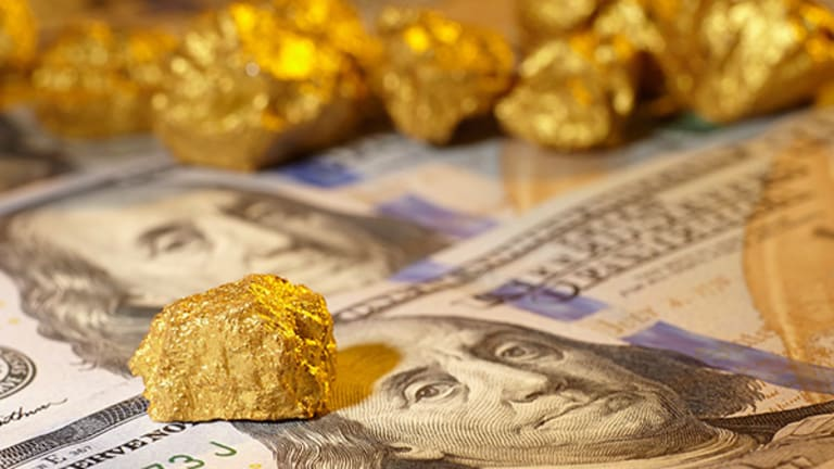 These Gold Stocks Are Beating Gold Bullion and the Stock Market