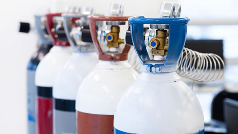 Natural Gas Is Lighter Than Air and It's Rising -- Smell the Opportunity!