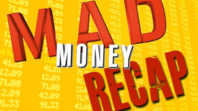 Jim Cramer's 'Mad Money' Recap: Look West, Investors, to Silicon Valley