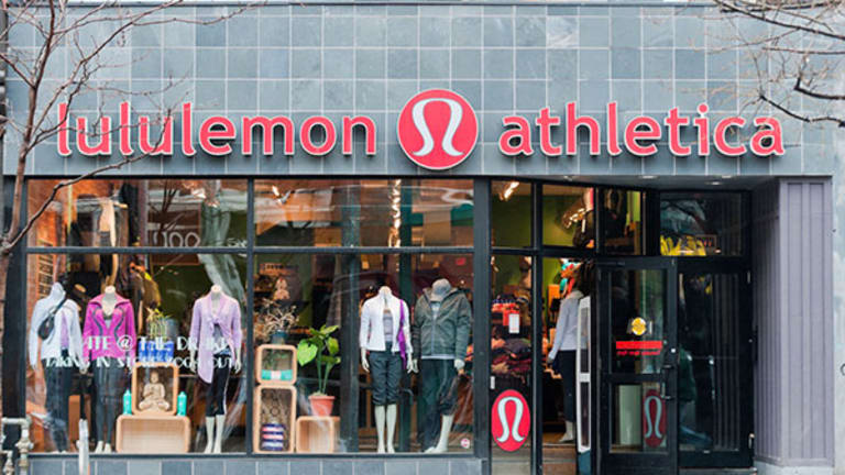 Lululemon Riding 'Athleisure' Wear Trend to Improved Sales, Share Price