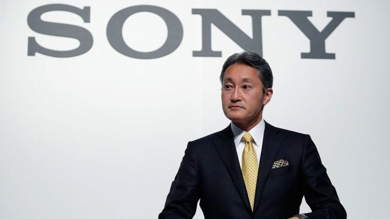 Sony Stock Rises Premarket After Raising Full Year Profit Forecast