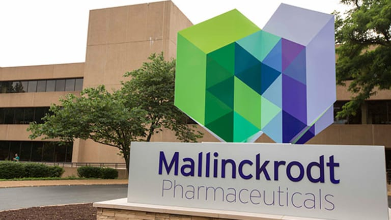 Mallinckrodt (MNK) Stock Climbs on Nuclear Imaging Business Sale