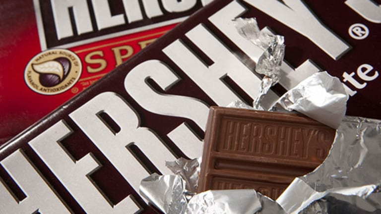 Hershey's Sweet Returns Belong in Your Portfolio