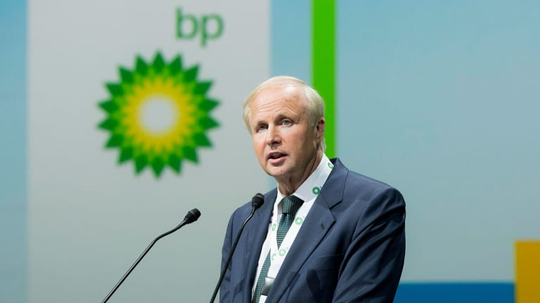 BP in Talks to Install Electric Vehicle Charging Docks at Existing Stations