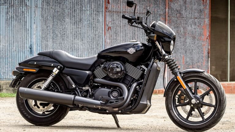 Harley-Davidson CEO: Why We Lowered Our 2016 Shipment Outlook