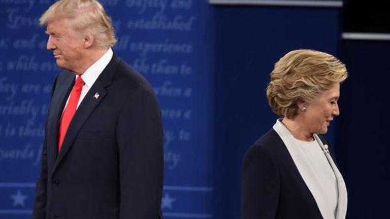 Most CEOs Pick Clinton, Plead the Fifth Over Backing Trump