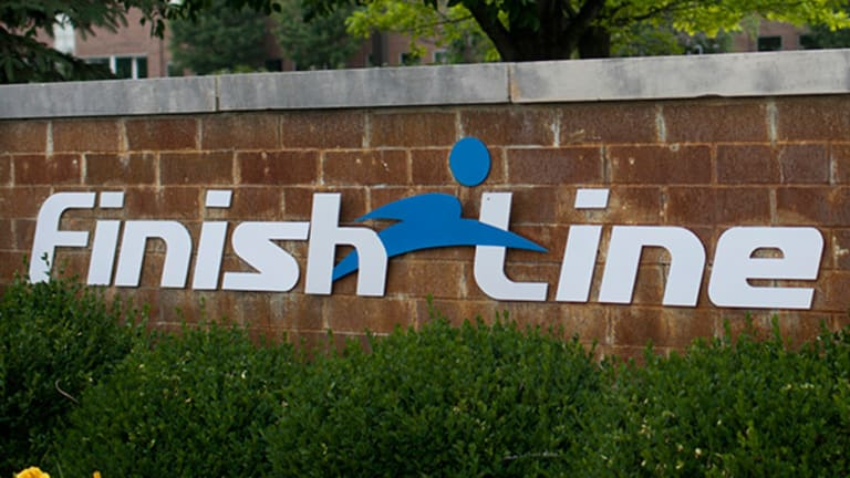 Finish Line Stock Spikes, Reportedly Close to Selling Itself to Sports Direct
