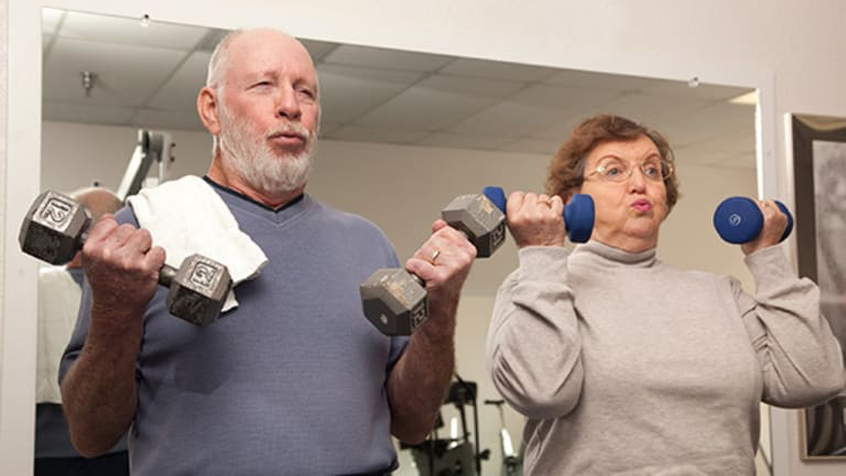 Free Fitness Club Memberships for Seniors - No Strings Attached