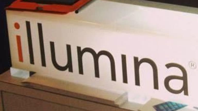 Illumina Lights Up After Earnings -- Here's How to Trade It Now