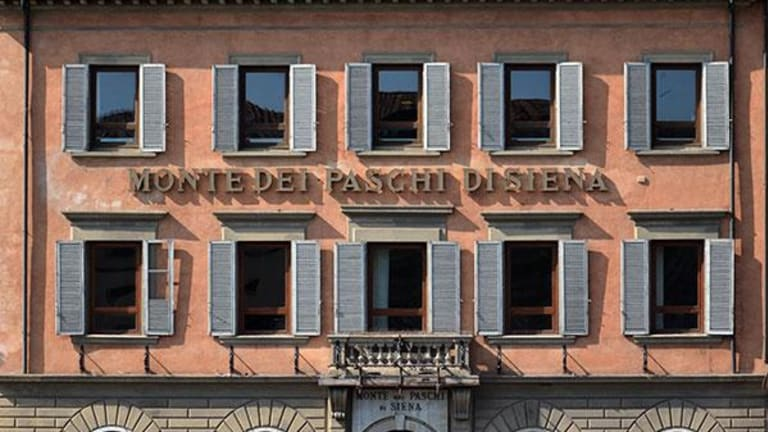 Monte dei Paschi Stock Suspended From Trading on Monday