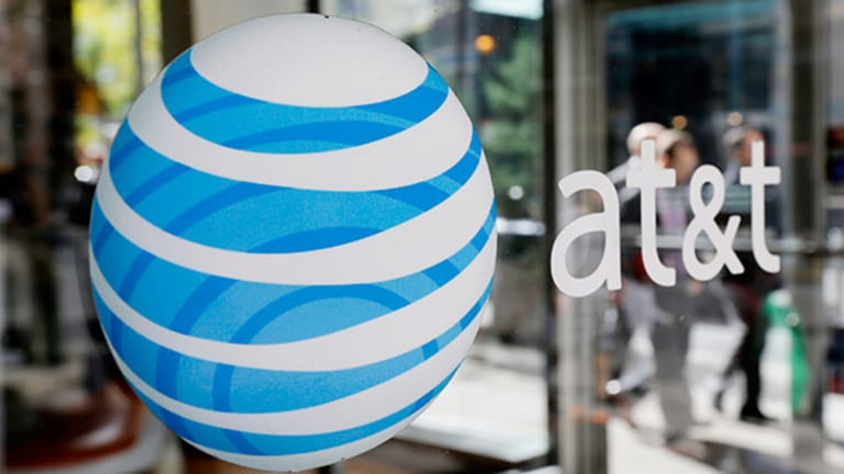 AT&T (T) Stock Down, UBS Cuts to 'Neutral'
