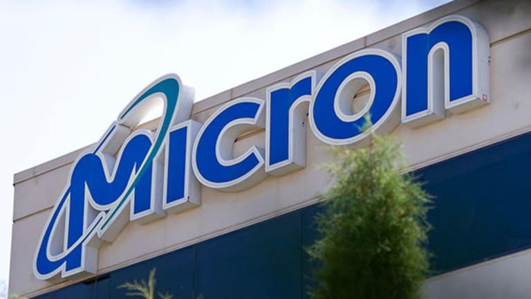 Micron (MU) Stock Higher, Nomura: Buy on Weakness
