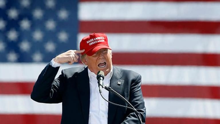 Donald Trump Doesn't Need to Buy TV Advertising