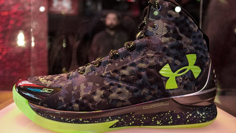 Under Armour (UA) Stock Soars on Quarterly Earnings, Upbeat 2016 Guidance