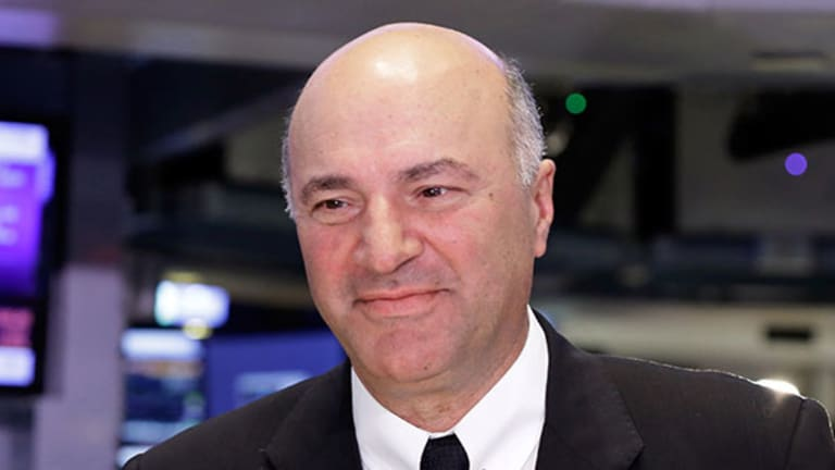 Twitter (TWTR) Is a Feature, Not a Business, Shark Tank's O'Leary Says