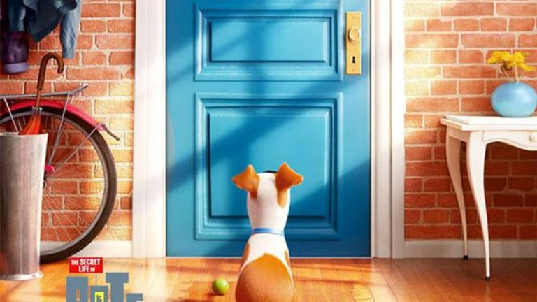 'The Secret Life of Pets' Will Lap Up a No. 1 Opening This Weekend