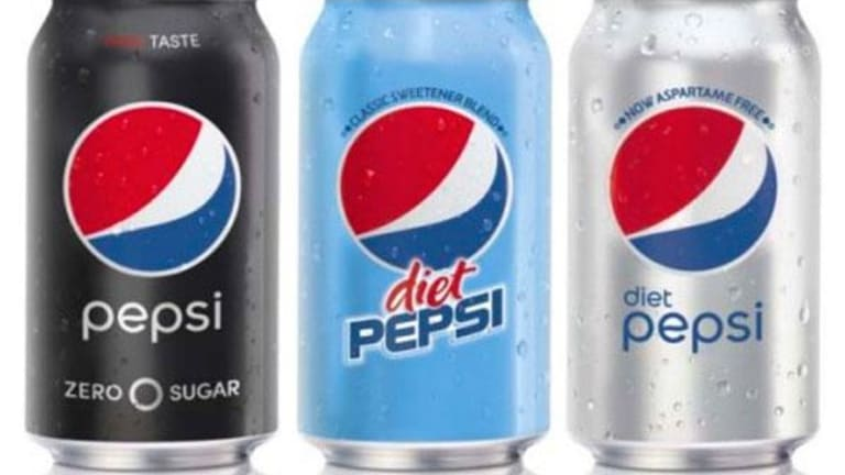 Pepsi Welcomes Back Diet Pepsi With Controversial Aspartame