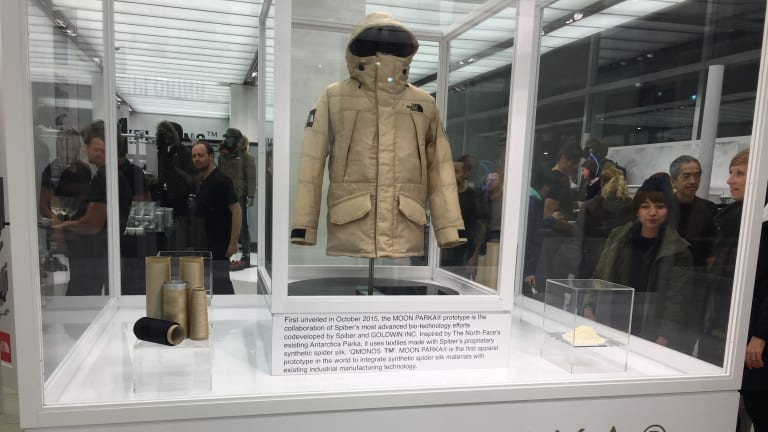 Spiders Are the Inspiration Behind North Face's Virtually Indestructible $1,000 Winter Coat