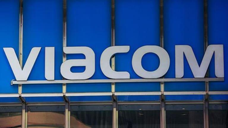 Viacom (VIAB) Stock Higher, Reviewing CBS Merger