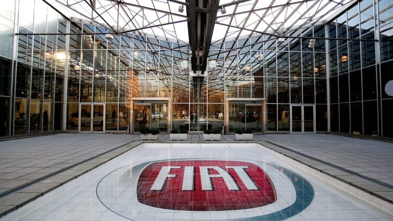Fiat Chrysler Stock Sinks as Justice Department Readies Lawsuit