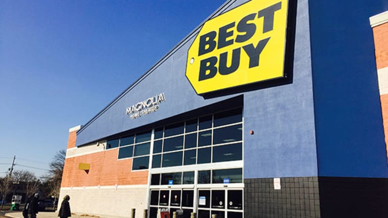 Best Buy Is Very Quietly Shrinking