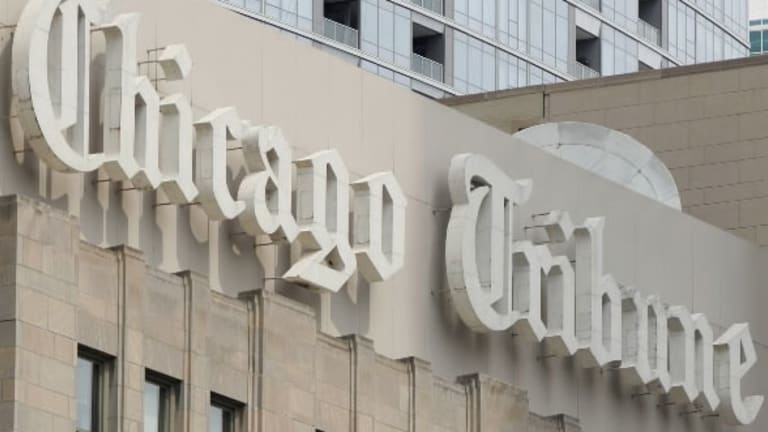 Tribune Shareholders Should Vote No on Board Approval, Gannett Says