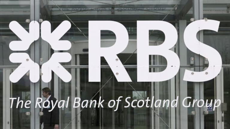 Royal Bank of Scotland Chief Seeks to Reassure After Brexit Slump