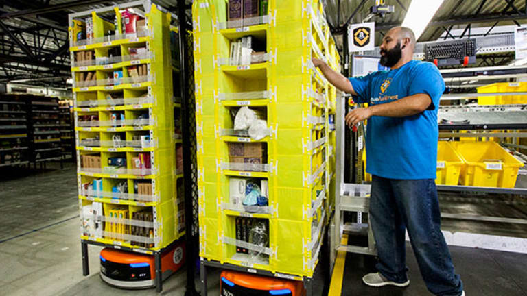 Amazon Planning to Bring Robots In-House, Forcing Rivals to Look Elsewhere