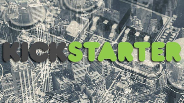 One of Kickstarter's Big Success Stories Has New Entrepreneurial Dream
