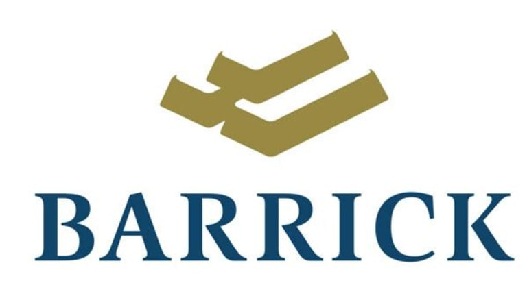 Barrick Gold (ABX) Stock Slumps as Gold Hits Two-Month Low