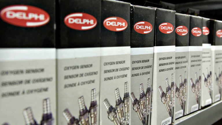 Delphi to Bolster Self-Driving Safety With Innoviz Partnership