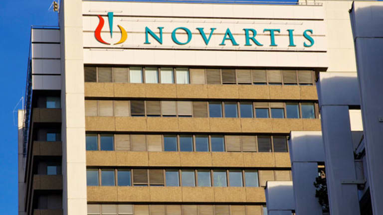 Novartis Cautions on U.S. Pricing Pressures; Shares Edge Higher on Steady Outlook for Sandoz Sales