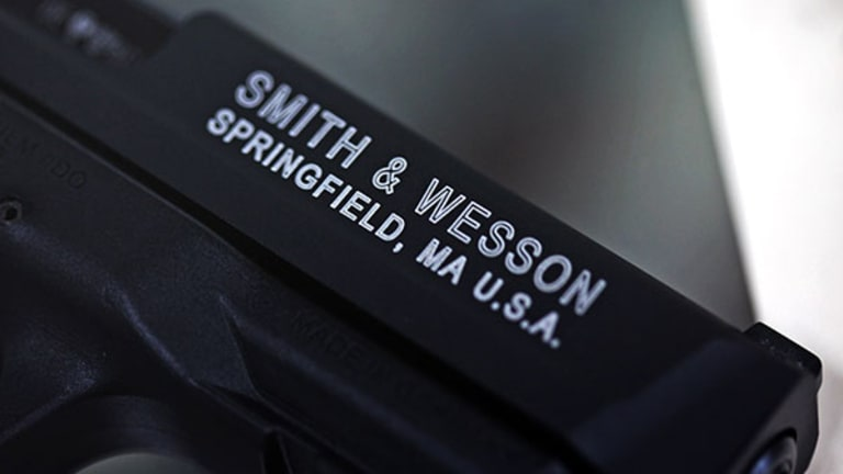 Smith & Wesson Stock Will Plunge, and This Chart Shows Why