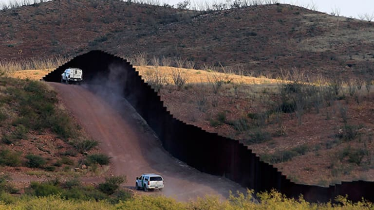 Here's Why Donald Trump's Mexico Wall Will Never, Ever Happen