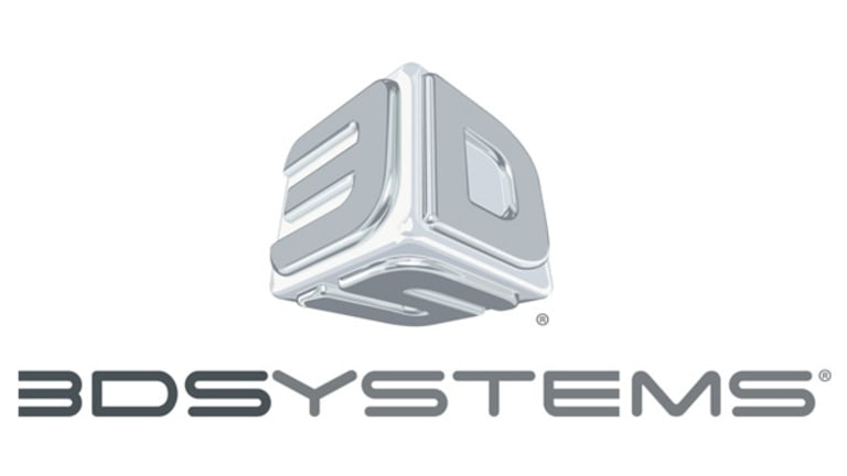 One Reason Why 3D Systems (DDD) Stock is Gaining