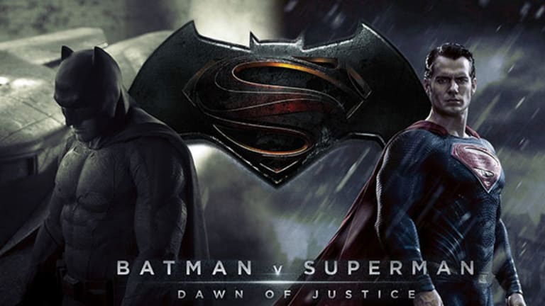 Time Warner Hoping 'Batman vs. Superman' Can Save the Day for Movie Studio