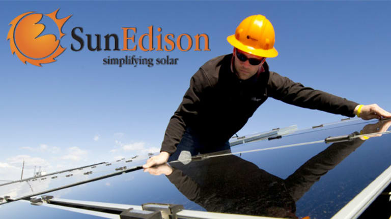 Here's Why SunEdison (SUNE) Stock Is Tanking 40% Today