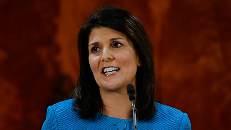 UN Ambassador Haley: U.S., China Discussing When to Impose Further North Korea Sanctions