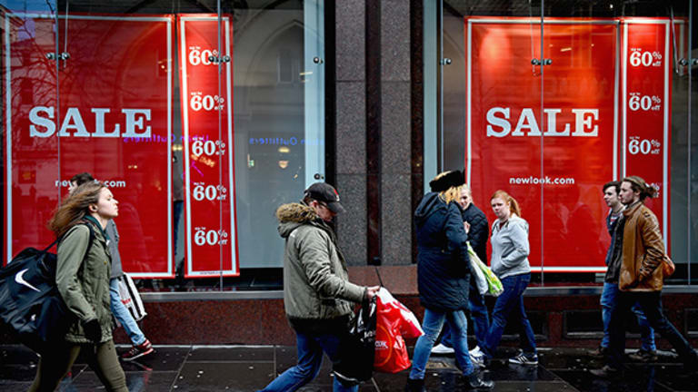 Ugly Retail Sales Report Confirms Yet Again -- Amazon Is Crushing Rivals