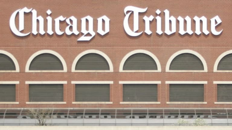 Gannett's $864 Million Tribune Bid Hit With Negative Report